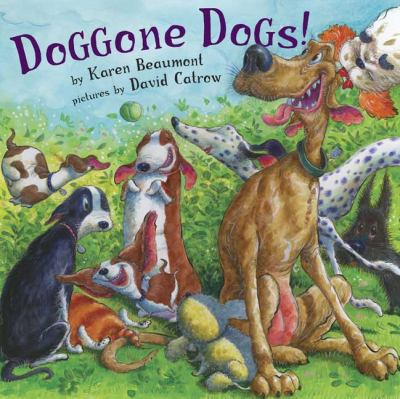 Cover image for Doggone dogs!