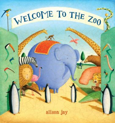 Cover image for Welcome to the zoo!