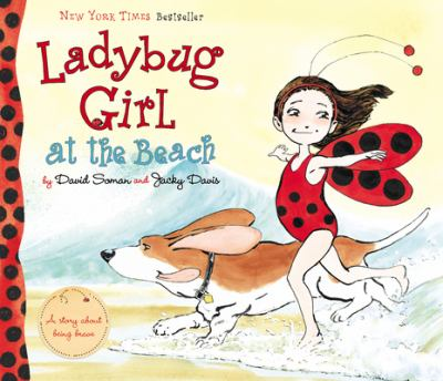 Cover image for Ladybug Girl at the beach
