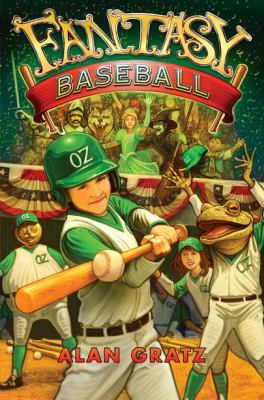 Cover image for Fantasy baseball