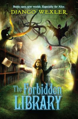 Cover image for The forbidden library
