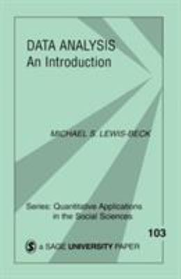 Cover image for Data analysis : an introduction