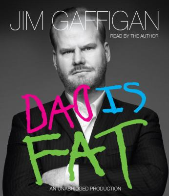 Cover image for Dad is fat