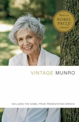 Cover image for Vintage Munro