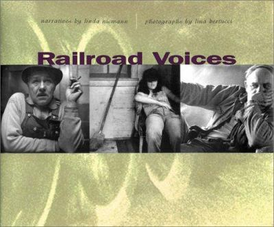 Cover image for Railroad voices