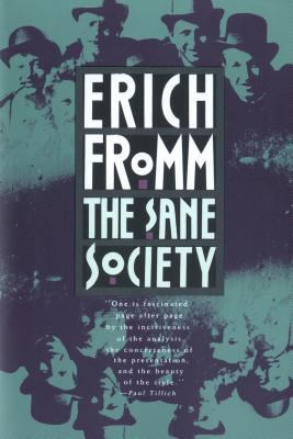 Cover image for The sane society