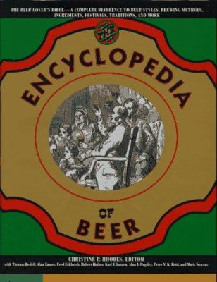 Cover image for The encyclopedia of beer