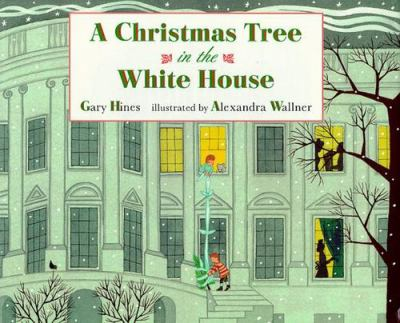 Cover image for A Christmas tree in the White House