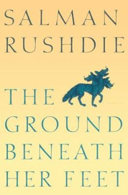 Cover image for The ground beneath her feet : a novel