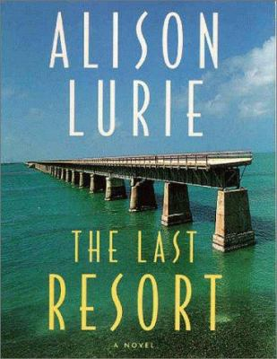 Cover image for The last resort : a novel