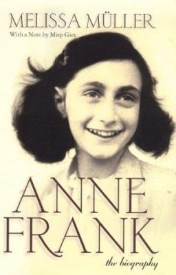 Cover image for Anne Frank : the biography