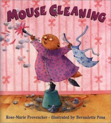 Cover image for Mouse cleaning