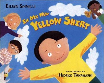 Cover image for In my new yellow shirt