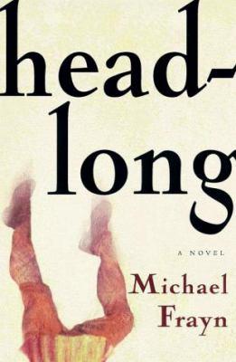 Cover image for Headlong : a novel