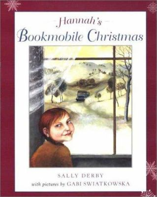 Cover image for Hannah's bookmobile Christmas