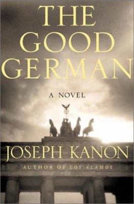 Cover image for The good German : a novel