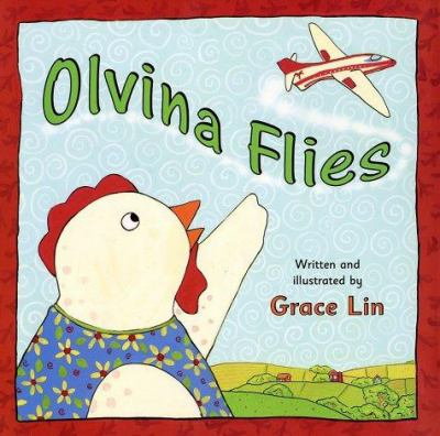 Cover image for Olvina flies