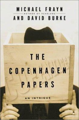 Cover image for The Copenhagen papers : an intrigue