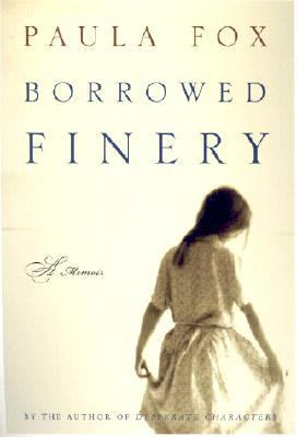 Cover image for Borrowed finery : a memoir