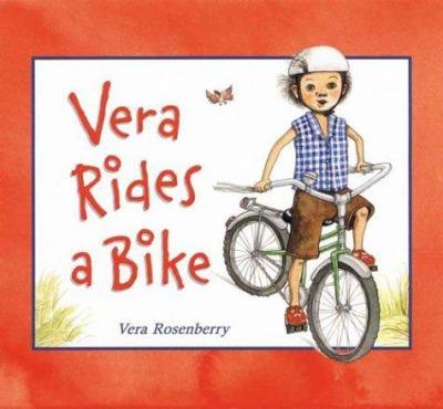 Cover image for Vera rides a bike