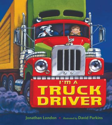 Cover image for I'm a truck driver