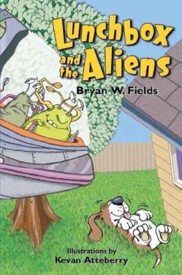 Cover image for Lunchbox and the aliens