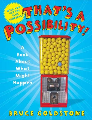 Cover image for That's a possibility! : a book about what might happen