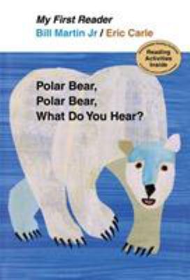 Cover image for Polar bear, polar bear, what do you hear?