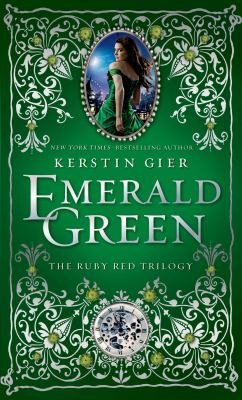 Cover image for Emerald green