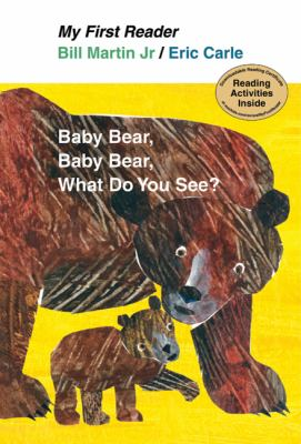 Cover image for Baby bear, baby bear, what do you see?