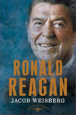 Cover image for Ronald Reagan