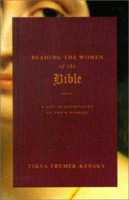 Cover image for Reading the women of the Bible