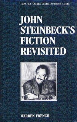 Cover image for John Steinbeck's fiction revisted