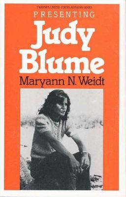 Cover image for Presenting Judy Blume