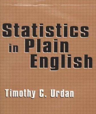 Cover image for Statistics in plain English