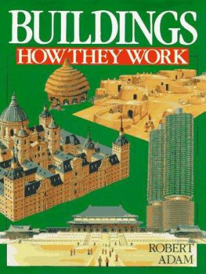 Cover image for Buildings : how they work