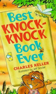 Cover image for Best knock-knock book ever