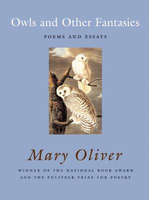 Cover image for Owls and other fantasies : poems and essays
