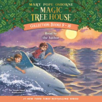 Cover image for Magic tree house. Books 9-16