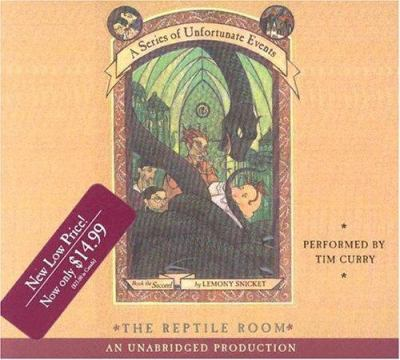 Cover image for The reptile room