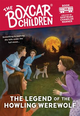 Cover image for The legend of the howling werewolf