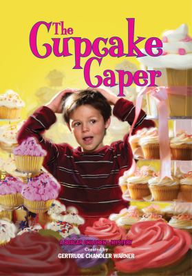 Cover image for The cupcake caper