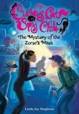 Cover image for The mystery of the Zorse's mask