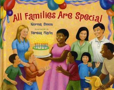 Cover image for All families are special