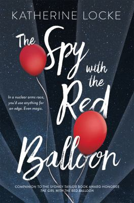 Cover image for The spy with the red balloon