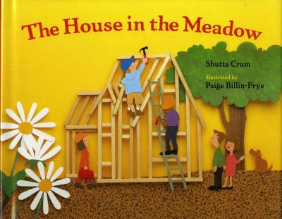 Cover image for The house in the meadow