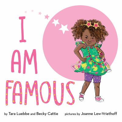 Cover image for I am famous