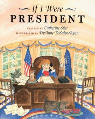 Cover image for If I were president