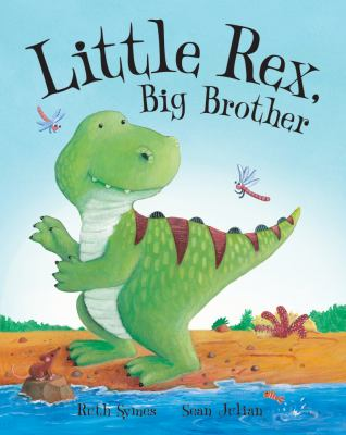 Cover image for Little Rex, big brother