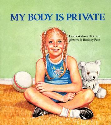 Cover image for My body is private